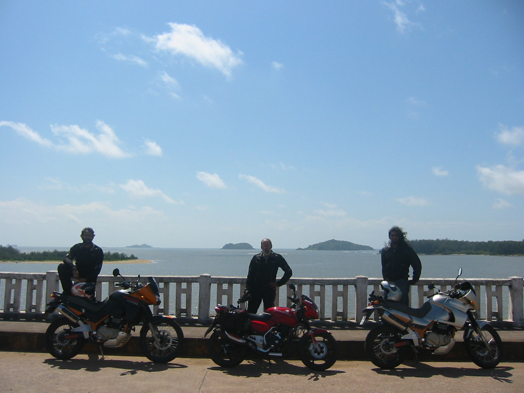 Kundapur India  City new picture : Bari's Motorbike Diary » Kundapur to Goa