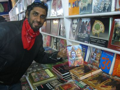 India Bazaar in Pokhran