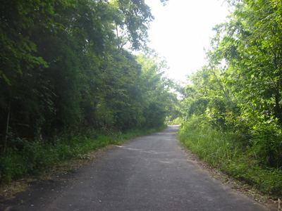 open road ahead
