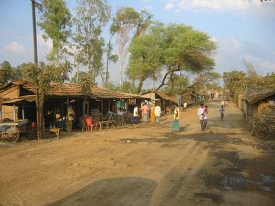 Ballal pur village, west bengal