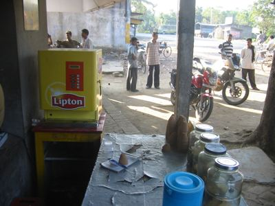 chai shop, krishnanagar